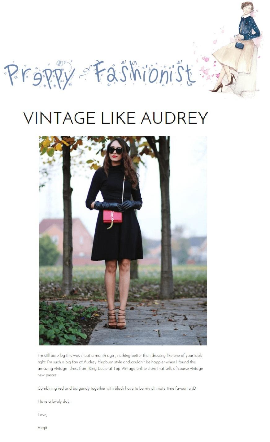 Preppy Fashionist   december  1