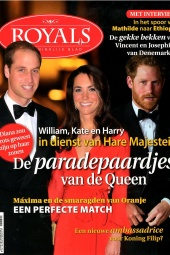 December   Royals   Cover