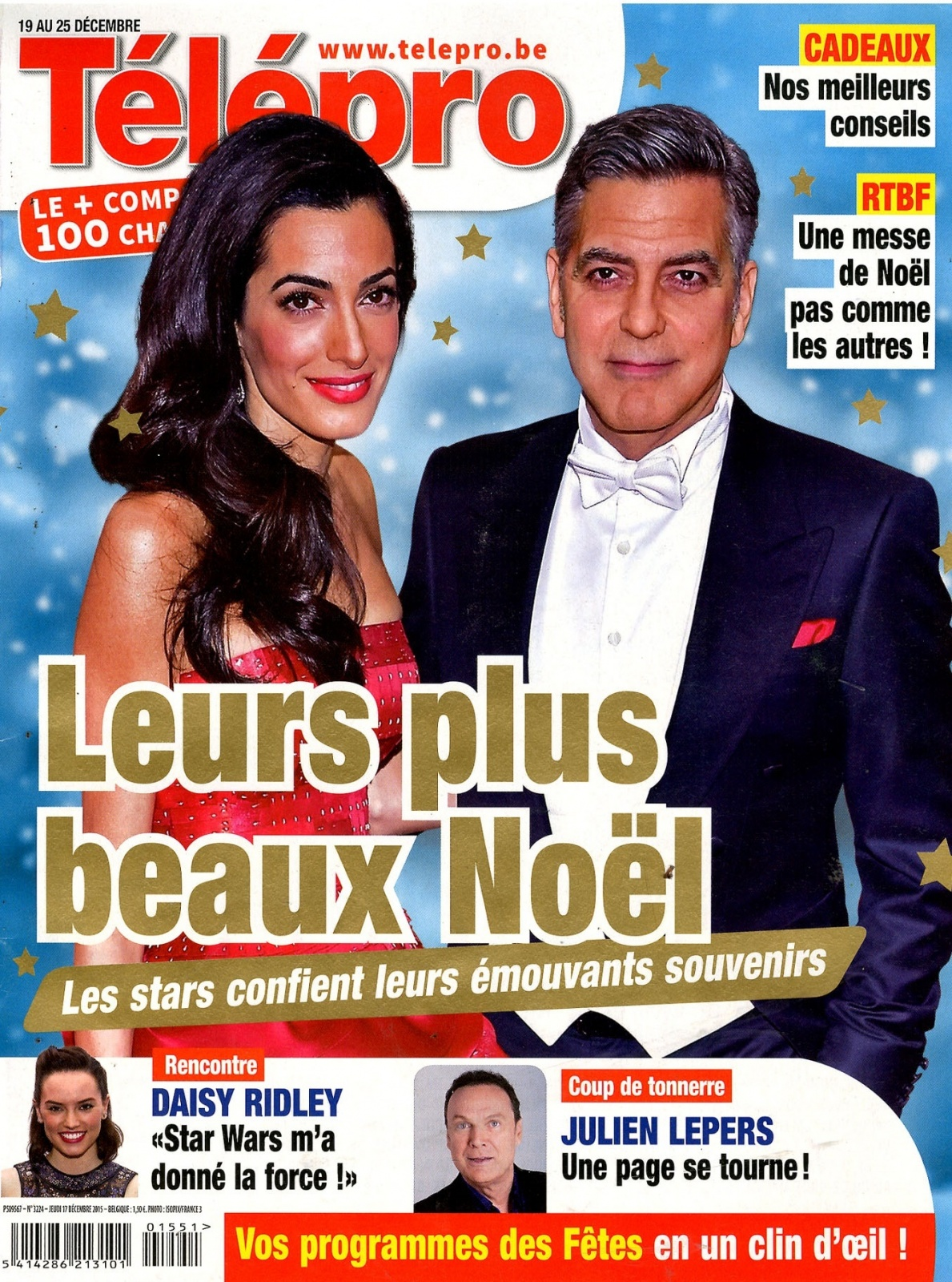 December   Télépro   cover