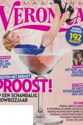 December   Veronica Magazine   cover