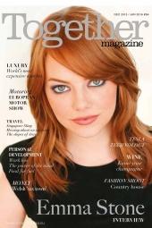 Januari 2016   Together magazine   cover