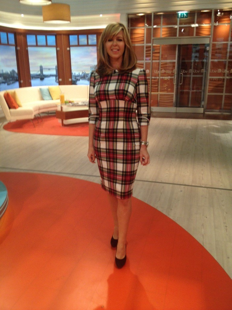 January 2016   Kate Garraway   ITV breakfast show large