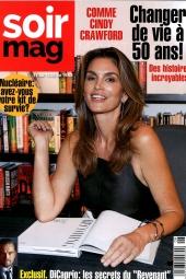 Februari 2016 Soir Mag cover