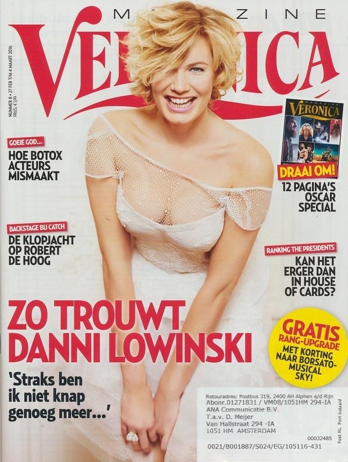 Nr8 Veronica cover