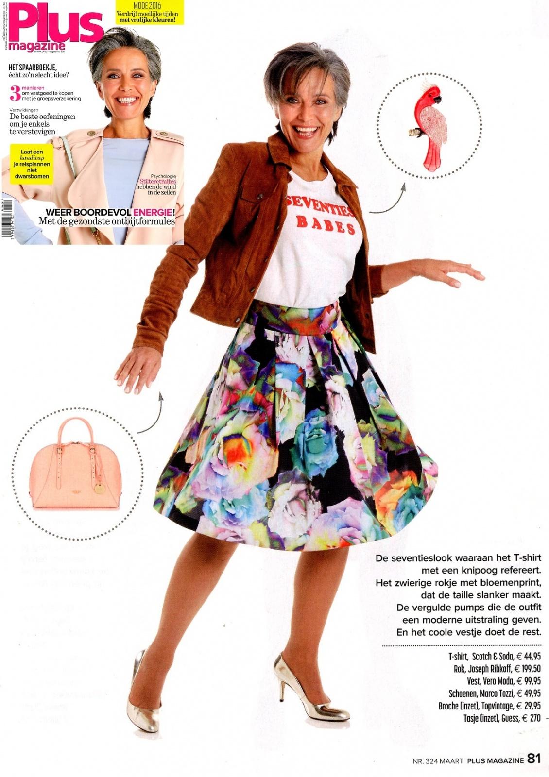 nr  324   Plus magazine   comp TopVintage