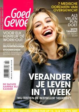 April 2016   Goed Gevoel   cover