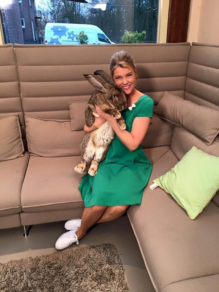 26 3 2016  Thuis op zondag    Sandra Ysbrandy