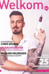 April 2016   Marijke Helwegen   Welkom nu'91 Cover