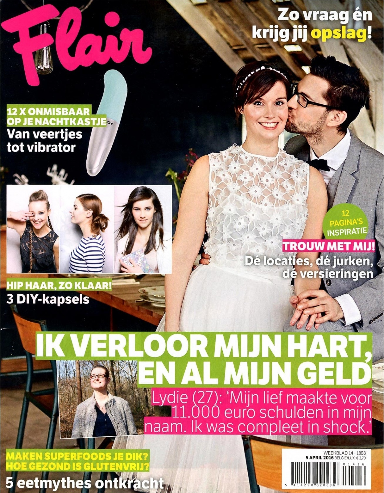 5 april 2016   Flair   cover