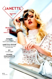 Nr  15  Janette Magazine   cover