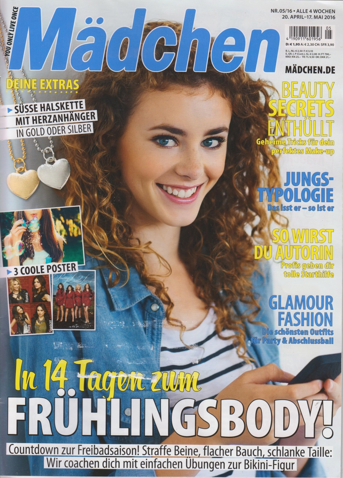 Nr 5   Mädchen   cover