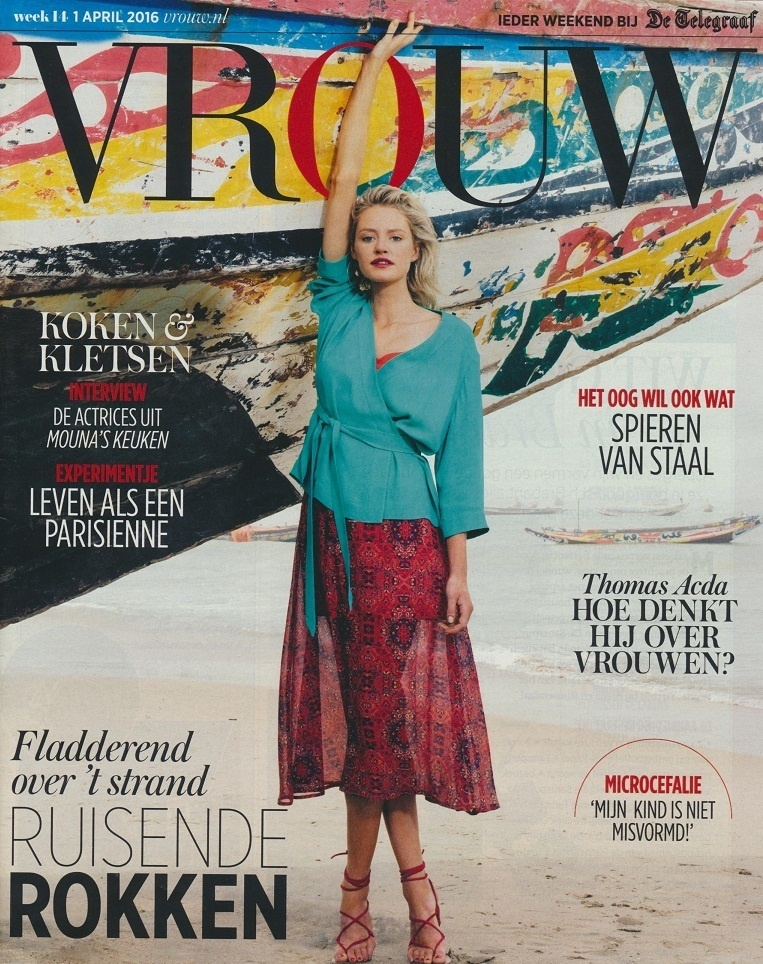Week 14   Vrouw   cover