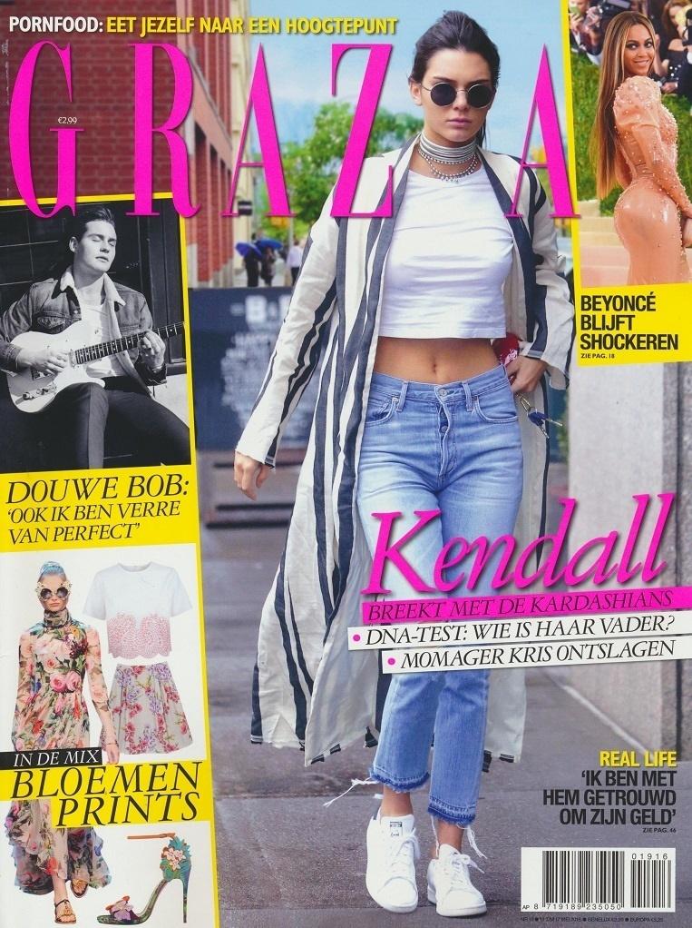 Nr 19   Grazia   cover