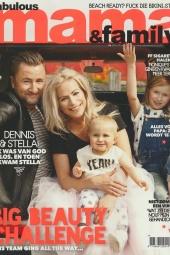 06 2016   Fabulous mama & family   cover