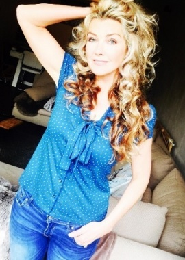 2 juni 2016  Brigitte Nijman geknipt