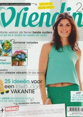 Nr 24   Vriendin   cover