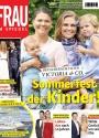 Juli 2016 Frau im Spiegel cover
