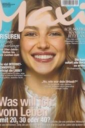 September 2016 Maxi cover