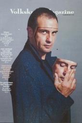 Cover   Volkskrant magazine   Nr 797