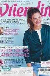 NR 38 Vriendin cover
