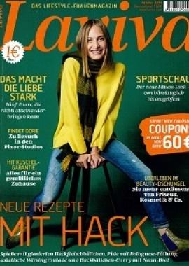 Laviva Oktober 2016 Cover
