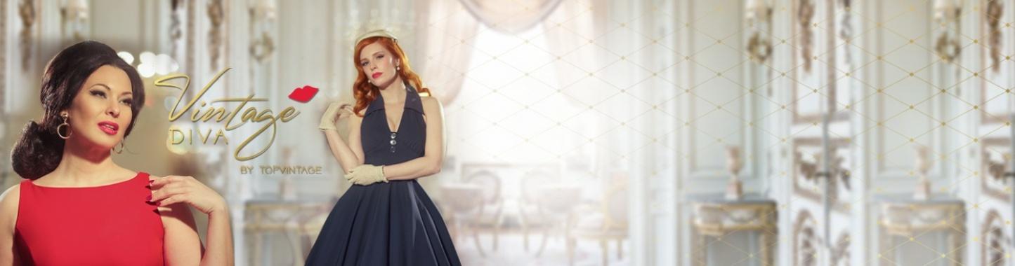 Gekozen merkbanner Vintage Diva