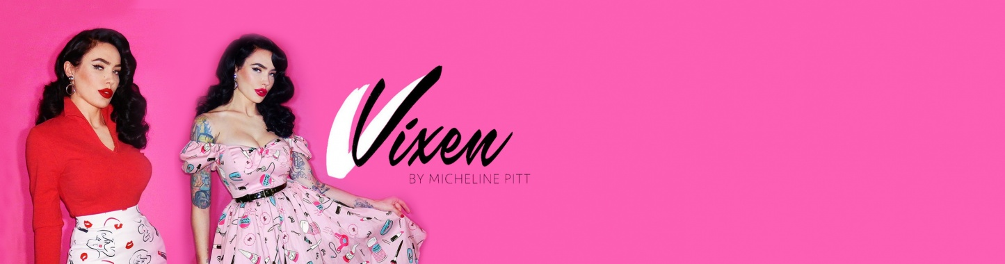 vixen by micheline pitt