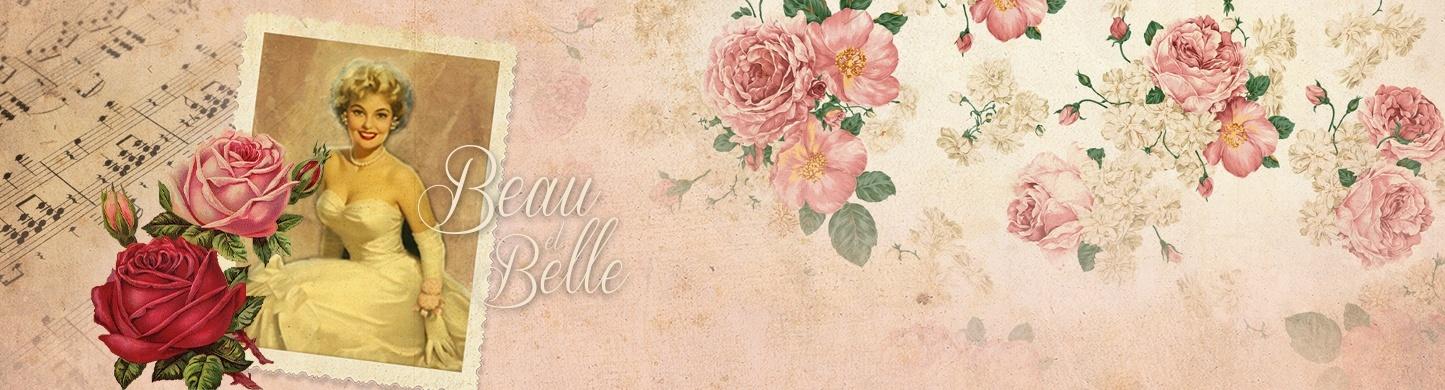 Beau et belle for Belle et beau