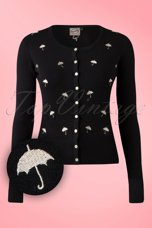 Banned Kiss Umbrella Cardigan  140 10 15152 20150322 0005W1