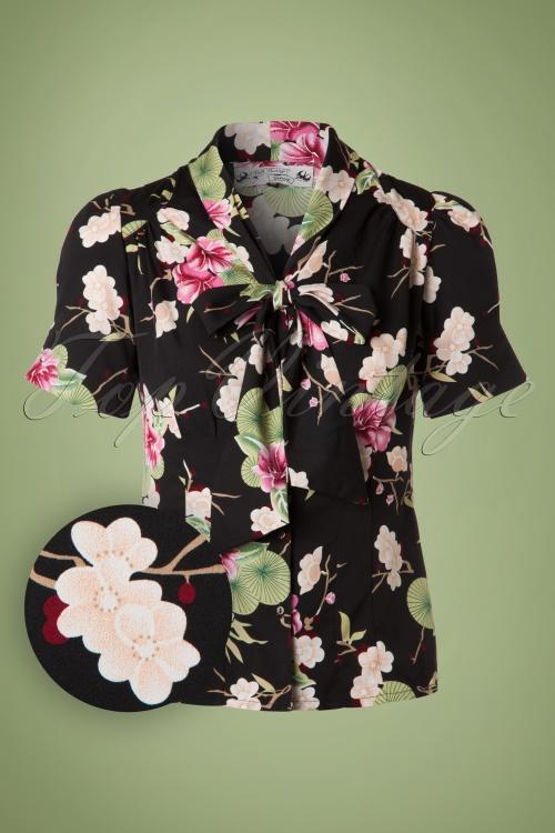 Bunny Freya Floral Blouse 112 14 19570 20160909 0002W1