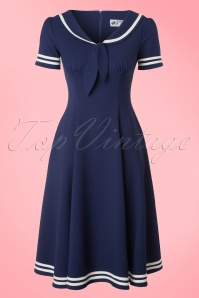 Bunny Ambleside Blue Sailor Dress 102 31 18253 20160325 0005W