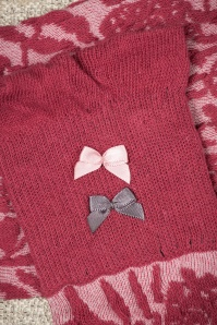 Powder Long Embossed Floral Berry Socks 179 29 20533 11142016 003