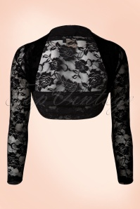 Banned Black Bolero Lace 141 10 14705 20141210 004w