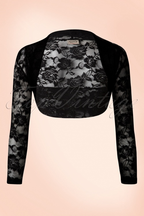 Banned Black Bolero Lace 141 10 14705 20141210 002
