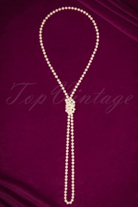 Unique Vintage Pearl Necklace 300 50 20574 11152016 006W