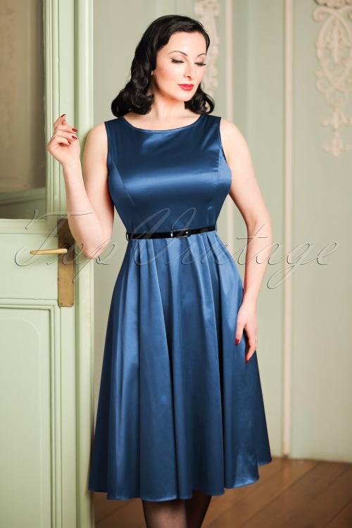 Lady V Ruby Red Swing Dress 102 20 19390 20161021 1W