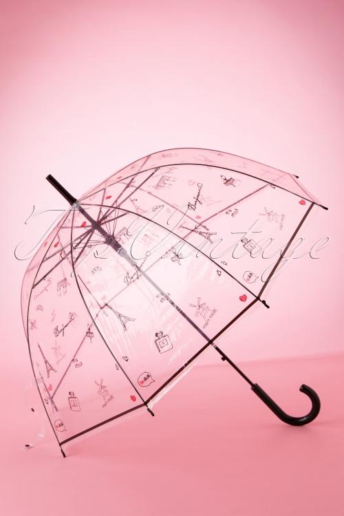 So Rainy Bonjour Paris Umbrella 270 98 20568 11222016 003W