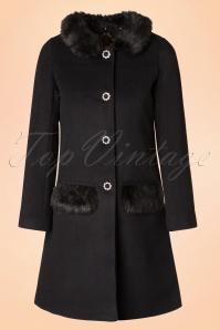 Bunny Juliette Black Coat 152 10 19585 20161124 0032W2