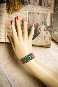 Lola Vintage Golden Bracelet 311 40 20578 11232016 030W