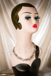 Lola Antique Vintage Necklace 301 98 20576 11232016 021W