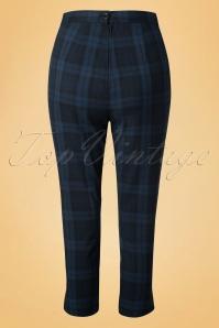 Bunny Livingstone Navy Black Pants 131 39 19577 20161125 0003W
