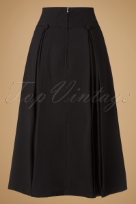Bunny Kennedy Skirt in Black 122 10 19579 20161124 0007w