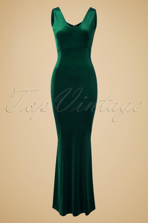 Vintage Chic TopVintage Exclusive Claudette Evening Dress 108 20 20506 20161125 0002W
