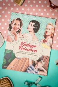 Guide To Vintage Hairstyles: Vintage Frisuren