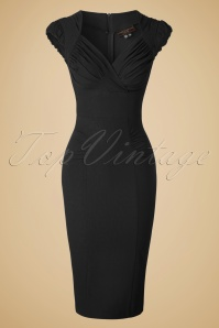 Stop Staring hrmosa Black pencil dress 16343 20150710 0007W