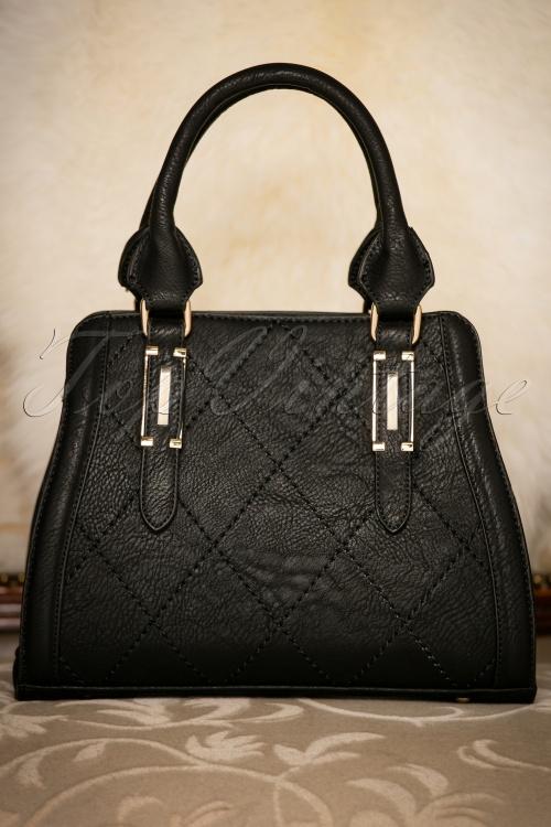 La Parisienne Black Handbag 212 10 20758 12122016 006W