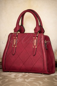La Parisienne Red Handbag 212 20 20759 12122016 022W