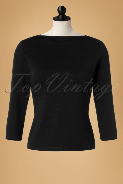 Pretty Retro Retro Black Top 113 10 20058 20161213 0012wdoll