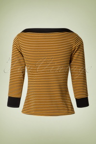 Steady Clothing Yellow Black Top 113 89 20555 20161219 0011W