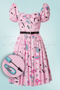 Vixen by Micheline Pitt Vixen Make up Swing Dress 102 29 20684 20161221 0025W1